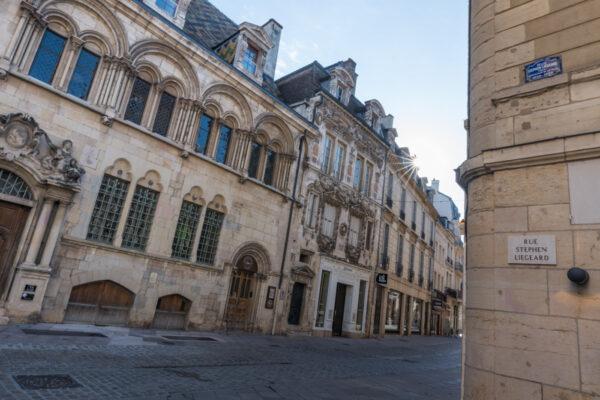 Hôtel particulier à Dijon