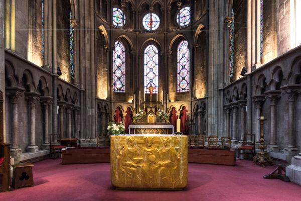 Intérieur de l'église Notre-Dame