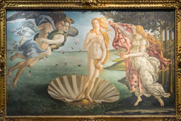 Musée des Offices à Florence