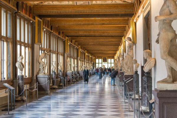 Musées à réserver à Florence en Italie