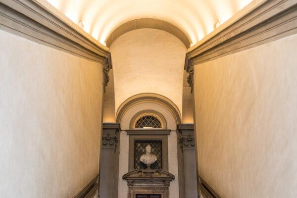 Musées de Florence : galerie des Offices