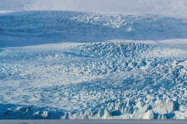 Randonnée glacier en Islande