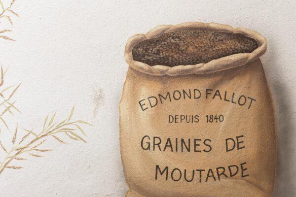 Usine de moutarde de Dijon