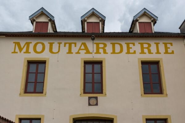 Visite de la moutarderie Fallot
