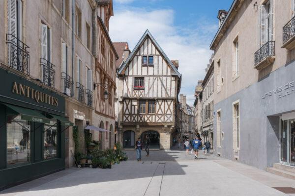 Visiter Dijon en 2 jours