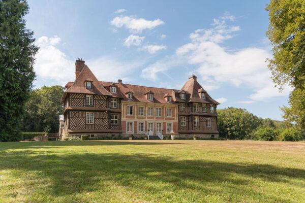 Château du Breuil en Normandie