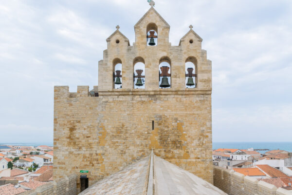 Eglise Notre-Dame-de-la-Mer en Camargue