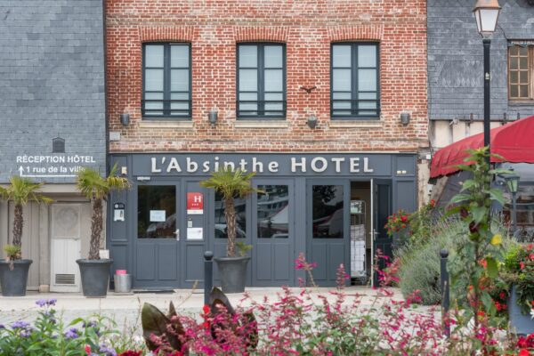 Hôtel l'Absinthe à Honfleur
