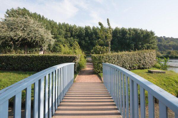 Jardin des Personnalités de Honfleur