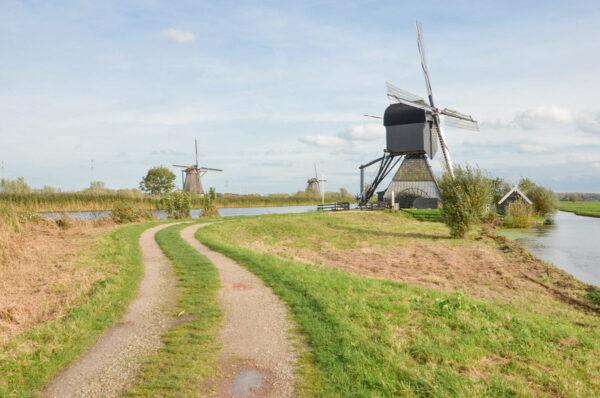 Combien de temps pour visiter Kinderdijk