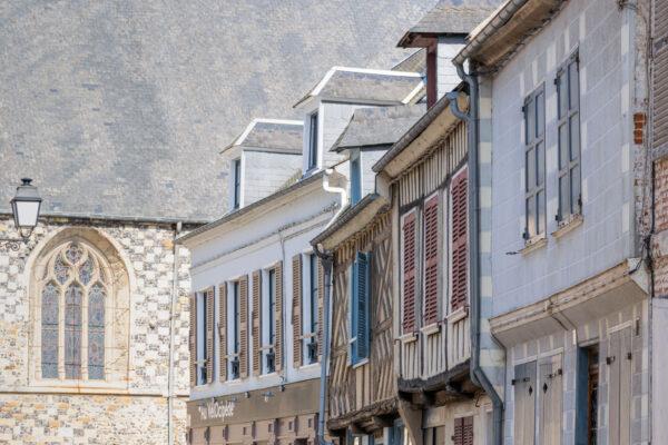 Cité médiévale de Saint-Valery-sur-Somme