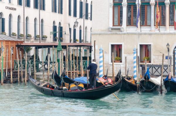 Bon plan pour faire de la gondole à Venise