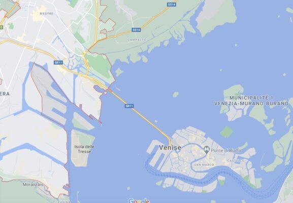 Bon plan logement à Venise