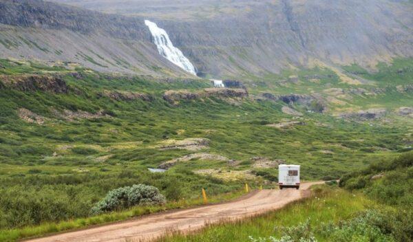 Quand partir en Islande en camping-car