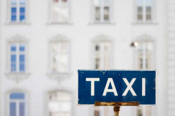 Taxi à l'aéroport de Copenhague pour le centre-ville