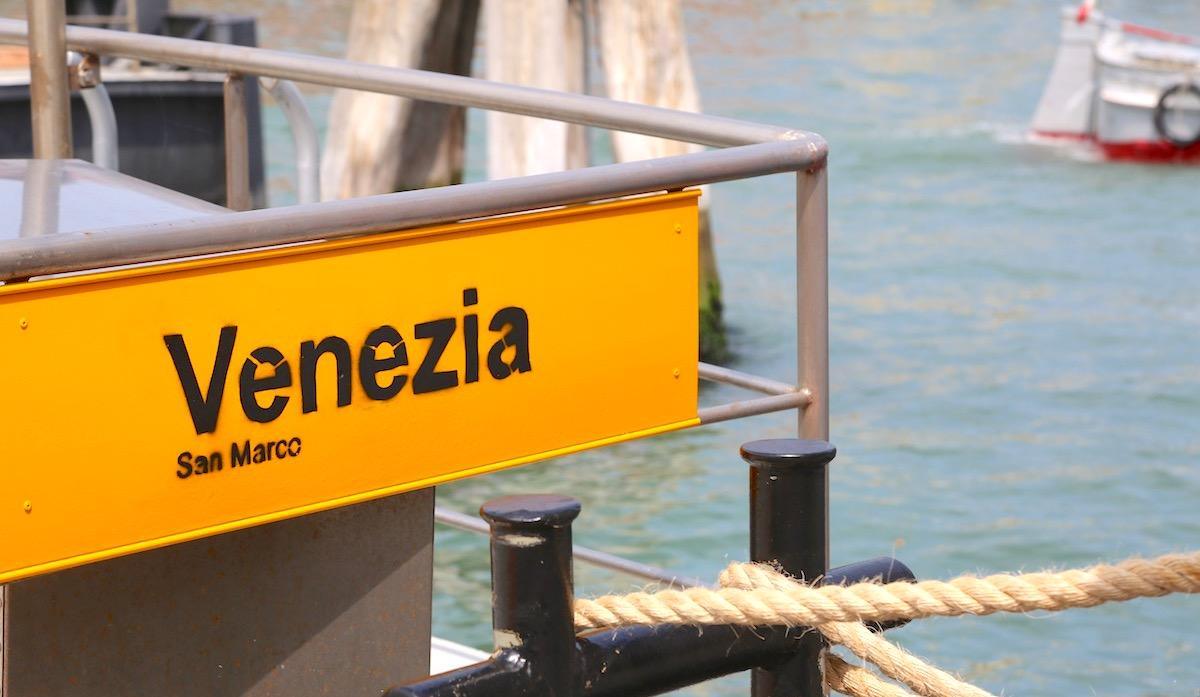 Transfert de l'aéroport de Venise