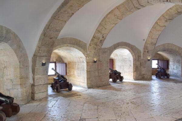 Casemate de la tour de Belém