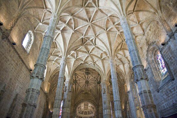 Eglise Sainte-Marie à Lisbonne
