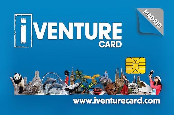 iVenture Card Madrid