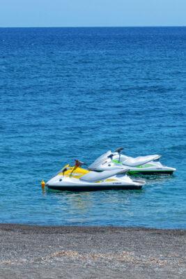 Location de jetski à Santorin