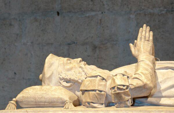 Tombe de Vasco de Gama
