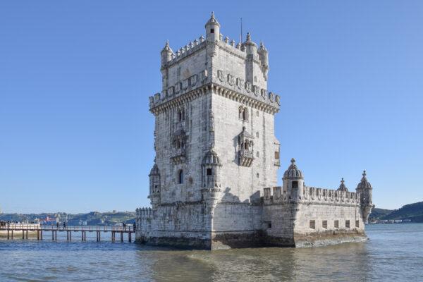 Torre de Belém à Lisbonne