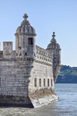 Tourelles de la tour de Belém