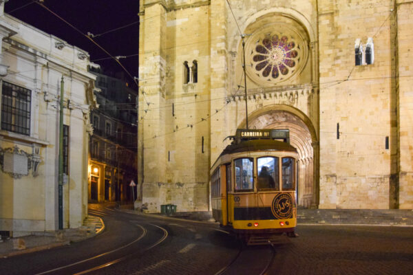 Tram 28 de nuit