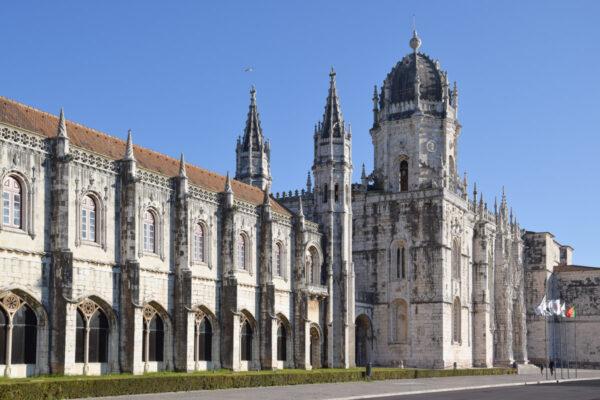 Visite du monastère des Hiéronymites de Lisbonne