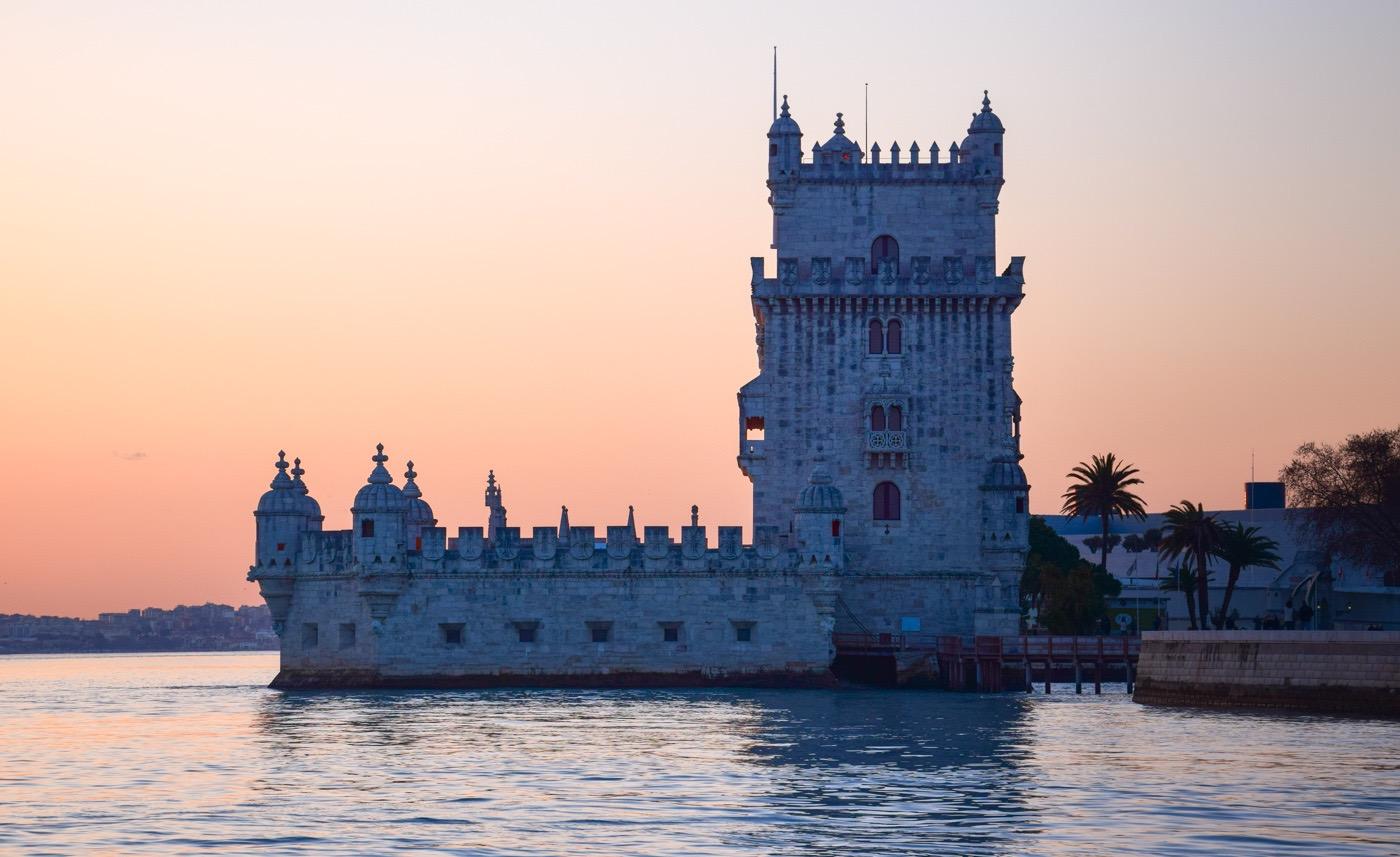 Visiter la tour de Belém