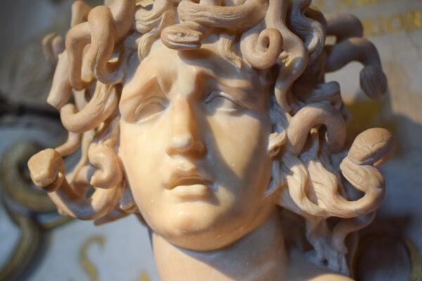 Sculpture dans la collection du musée capitolin de Rome