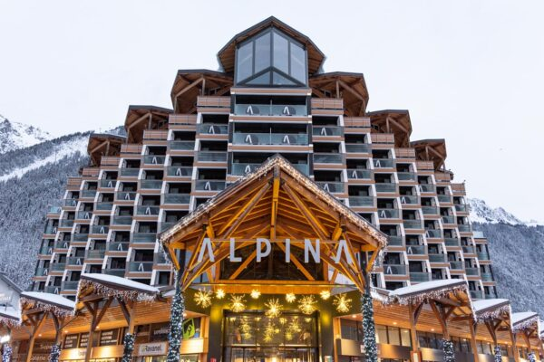 Alpina Eclectic Hotel à Chamonix