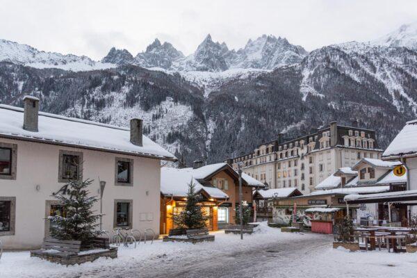 Dormir à Chamonix Mont Blanc