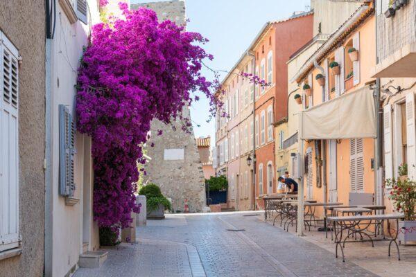Dormir à Saint-Tropez
