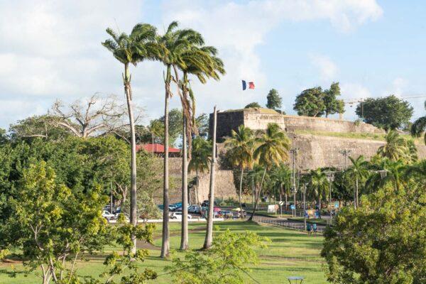 Fort-de-France en Martinique