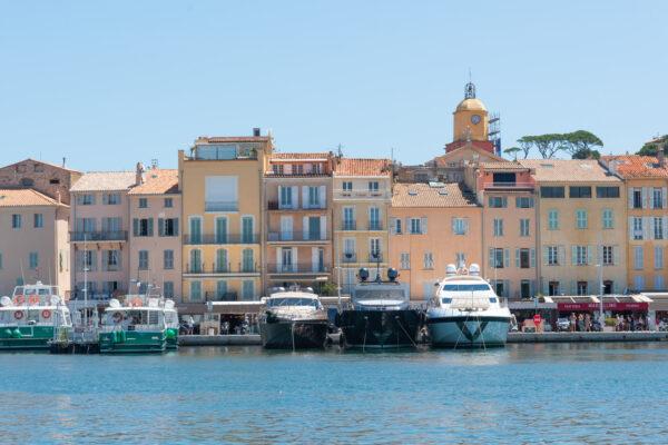Vieux Port de Saint-Tropez