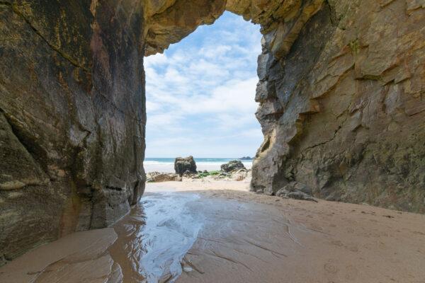 Arche naturelle à Quiberon