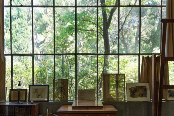 Atelier de Cézanne dans le nord de la ville