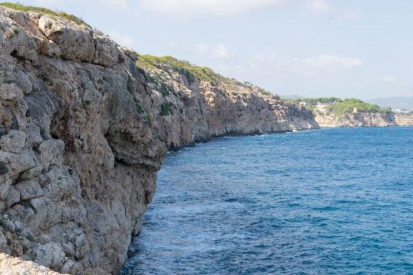 Canyoning côtier sur l'île de Majorque