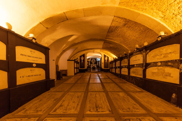 Catacombes à Porto