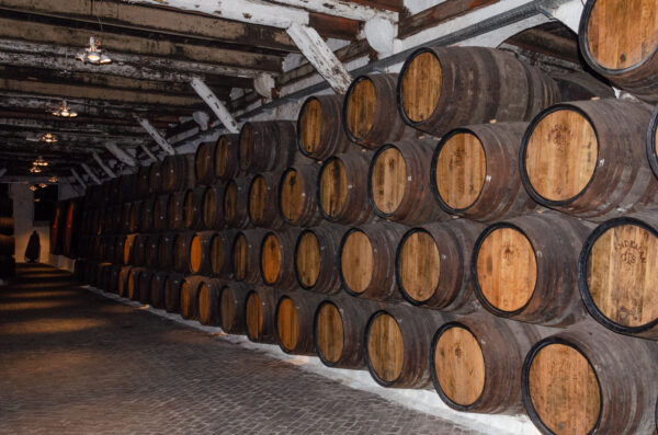 Caves de vin de Porto