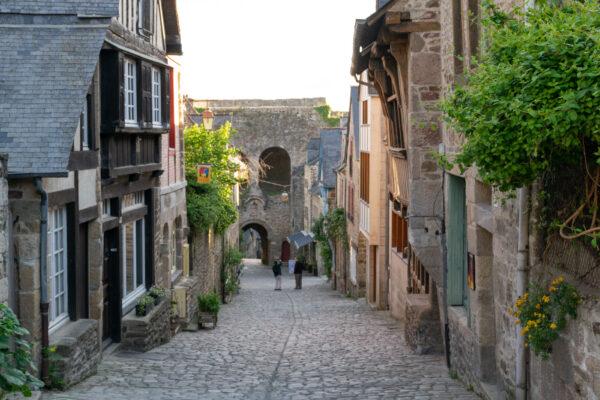Dinan en Bretagne