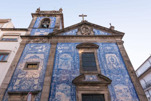 Eglise avec azulejos