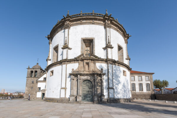 Eglise du monastère Serra do Pilar