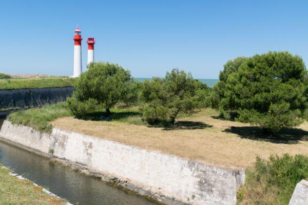 Fort de la Rade et phare