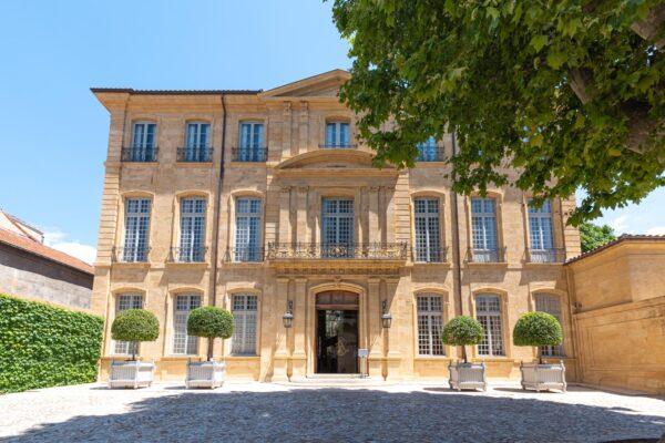 Hôtel particulier dans le quartier Mazarin