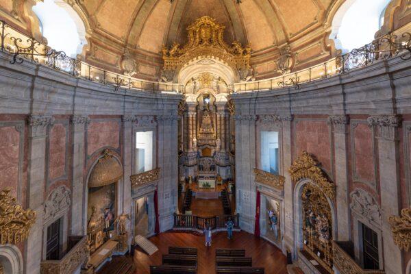 Igreja dos Clérigos ou église des Clercs à Porto