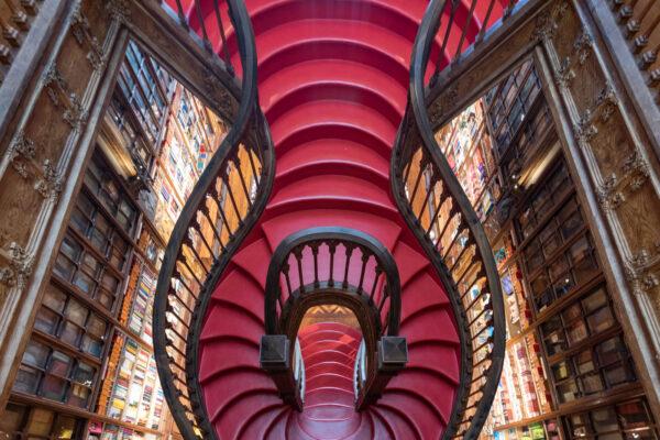 Livraria Lello à Porto