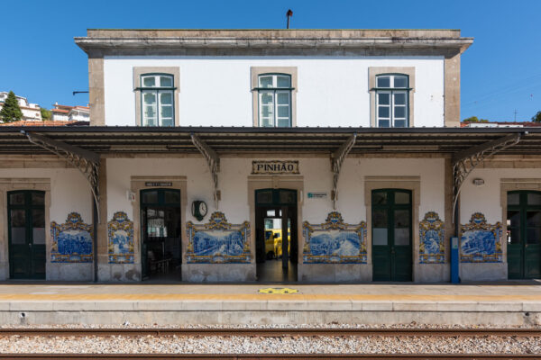 Pinhao dans la vallée du Douro