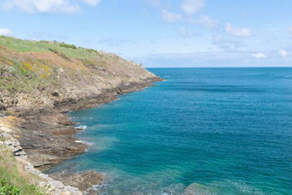 Pointe du Grouin en Bretagne